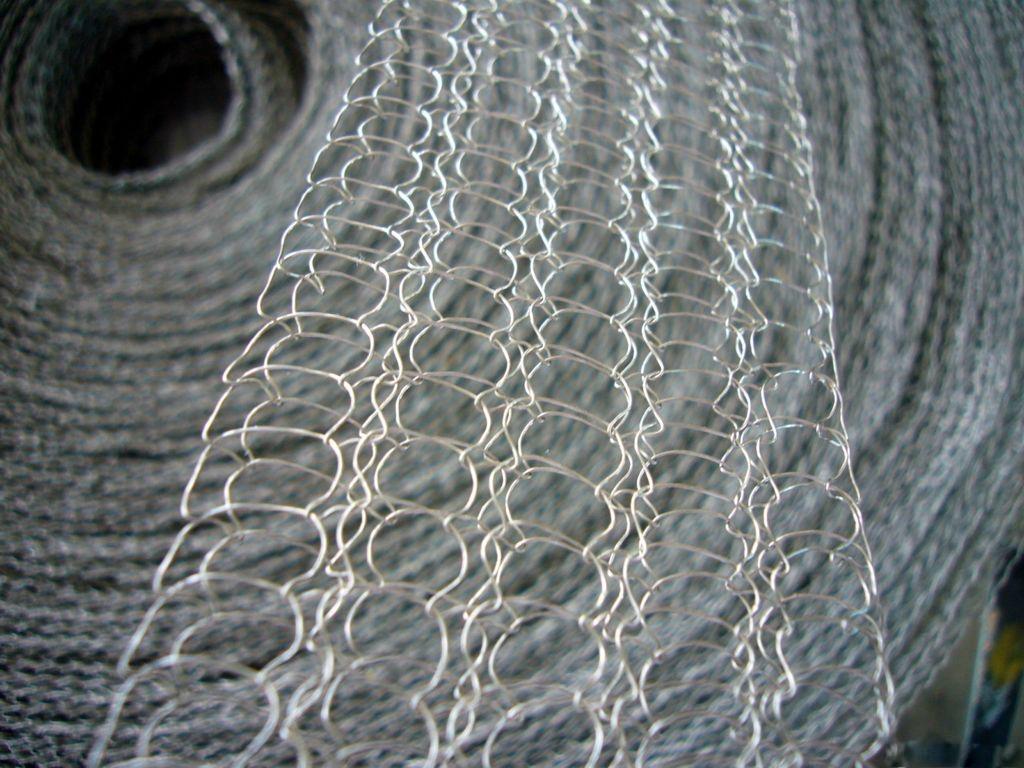 Hebei Xuanke Trading Co.,Ltd_Knitted Wire Mesh Mist Eliminators